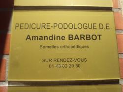 Pédicure podologue Noisy-le-Grand